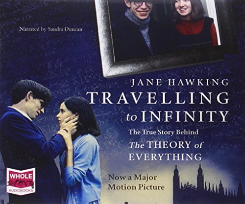 Travelling to Infinity by Whole Story Audio Books