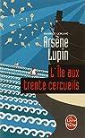 L'ile aux trente cercueils par Leblanc