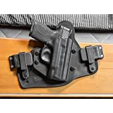 Cloak Dock IWB Holster Mount, mount to any surface, use as car holster, desk holster, bed gun holster mount