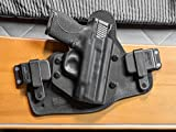 Cloak Dock IWB Holster Mount, mount to any surface, use as car holster, desk holster, bed gun holster mount offers