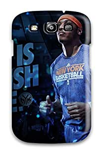 New Arrival Cover Case With Nice Design For Galaxy S3- Carmelo Anthony