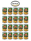 PACK OF 20 - Del Monte Whole Kernel Corn Southwest With Pablano & Red Peppers, 15.25 OZ