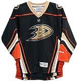 Anaheim Ducks Alternate Third Black Child Printed Jersey (4-7)