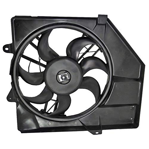 New Radiator Fan Motor Assembly For 1993-1996 Ford Escort & Mercury Tracer, 1.8l Or 1.9l FO3115102