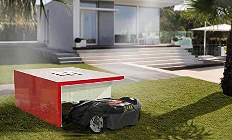 Casa Robot cortacésped I Light Red: Amazon.es: Bricolaje y ...