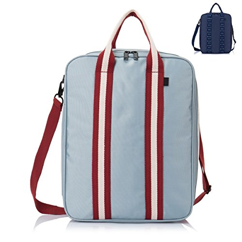 17 inch Multi-Function Convertible Shoulder Travel luggage Bag by Walls Home & Decoration (Water)