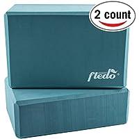 Fledo Yoga Blocks (Set of 2) 9