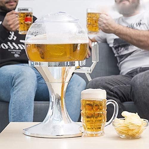 Mezclador de cerveza esférico con
