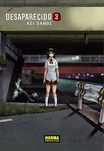 Descargar Libro Desaparecido 3 Kei Sanbe