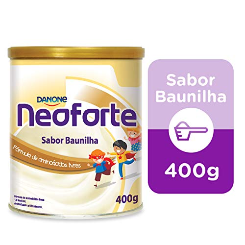 DANONE NUTRICAO Neoforte Baunilha 400G