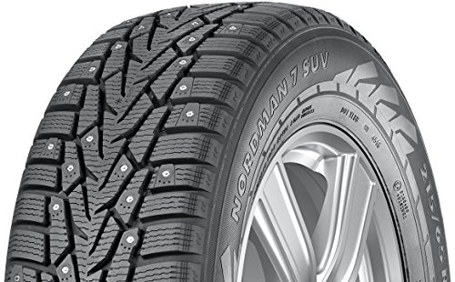 285/60R18 116T Nokian Nordman 7 SUV Studded Winter Tire