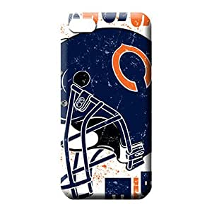 iphone 6plus 6p Shock Absorbent mobile phone skins New Arrival Appearance chicago bears nfl football