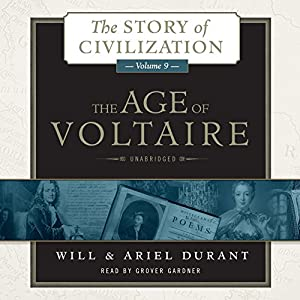 The Age of Voltaire Hörbuch