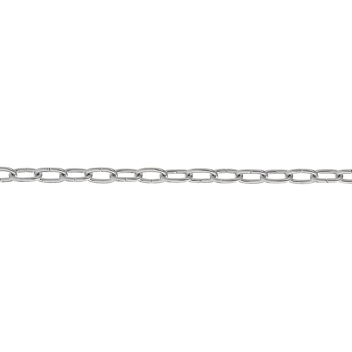 pewag Uhrkette 1,1 mm, vernickelt, 89527