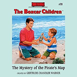 The Mystery of the Pirate's Map Audiobook