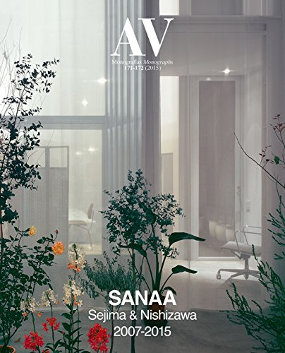 Descargar Libro Av 171-172 - Sanaa Sejima & Nishizawa 2007-2015 Luis Fernández-galiano