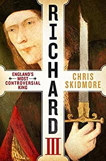Book Cover: Richard III: England's Most Controversial King