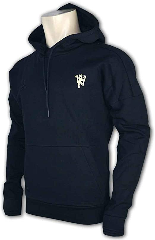manchester united adidas sweatshirt