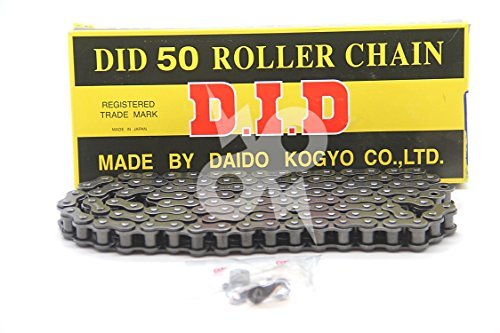 D.I.D. Chain DID 530-120 Chains 530 Stnd. GRY- 530 x 120
