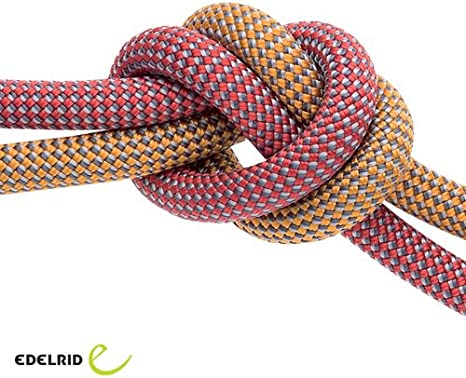 EDELRID Media cuerda, cuerda de escalada, cuerda Merlin AS ...