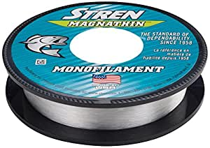 Stren magnathin monofilament fishing line for Amazon fishing line