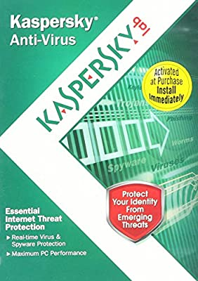 Kaspersky 8043853 Anti-Virus