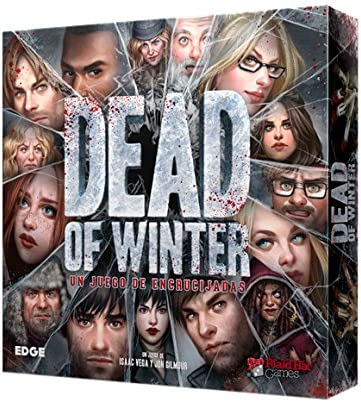 Amazon.com: Dead of Winter Board Game (Edge Entertainment edgxr01) (Spanish  Language): Toys & Games