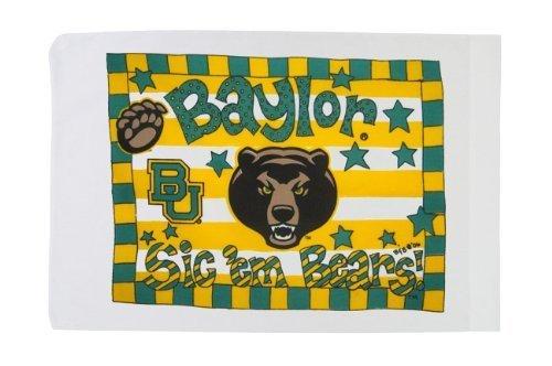 Standard Pillowcase - Baylor University - Bears Baylor Pillow