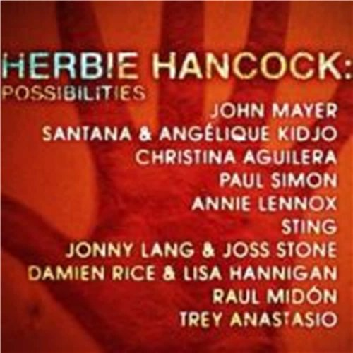 Herbie Hancock   Possibilities  Dvd   Cd
