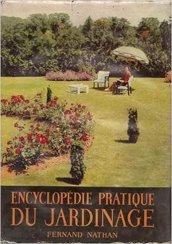 Livres gratuits Encyclopédie pratique du jardinage epub pdf