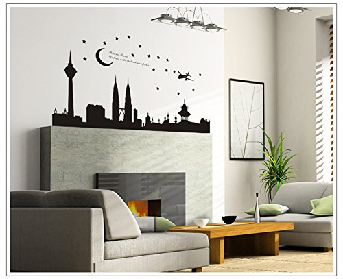 apexshell-tm-petronas-towers-of-romantic-cityview-removable-high-quality-decorate-wall-decal-sticker