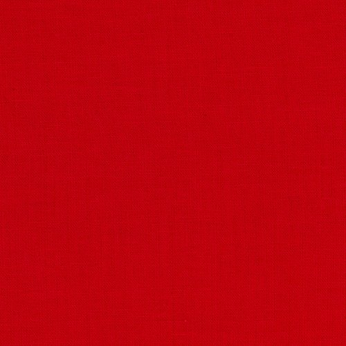Kona Cotton Red Fabric By The Yard