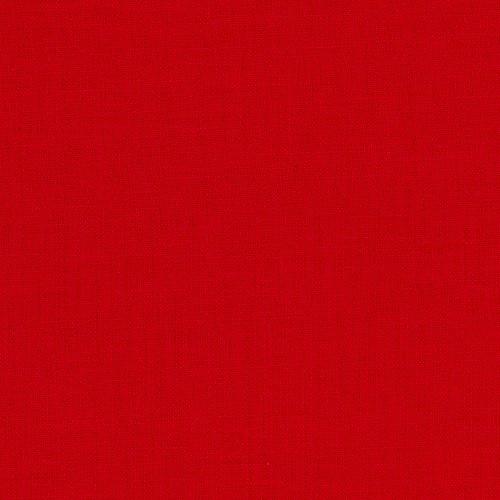 Kona Cotton Red Fabric By The Yard (Kona Cotton Broadcloth)