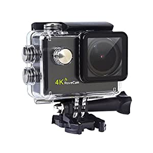 monorover rovecam c1 4k action camera. Black Bedroom Furniture Sets. Home Design Ideas