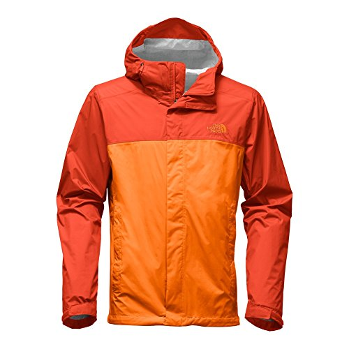 096d72974 The North Face Men's Venture 2 Jacket Exuberance Orange/Tibetan ...