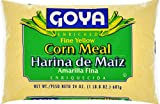 Goya Foods Fine Yellow Corn Meal, 24 Oz