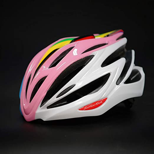 John-L Casco Bicicleta, Casco De Ciclismo 54-58 Cm para Hombres Y ...