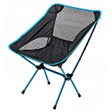 Best Blue Q Pouches - Huntvp Portable Ultralight Heavy Duty Folding Chair Review