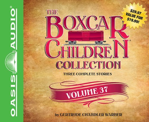 (The Boxcar Children Collection Volume 37: The Rock 'N' Roll Mystery, The Secret of the Mask, The Seattle Puzzle by Gertrude Chandler Warner (2014-02-25))