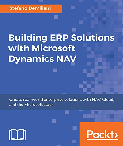 Building ERP Solutions with Microsoft Dynamics NAV Reader