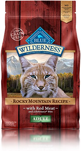 Blue Buffalo Wilderness Rocky Mountain Recipe High Protein G