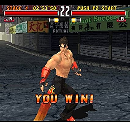 Amazon com: Tekken 3: Video Games