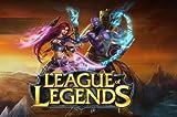 League of Legends (kurz LoL), ist das wohl bekannteste Spiel 2010/2011. Mit rund 32 Mio Spielern aus der ganzen Welt verzeichnet es momentan die größten Neuzuwächse an Mitspielern. Das Game ist im Prinzip DotA nur neu überarbeitet.Dieses E-Book dreht...