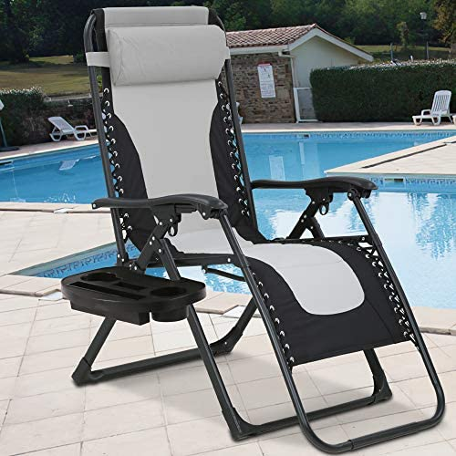 Zero Gravity Chair Patio Chair Lounge Chair Chaise Oversized