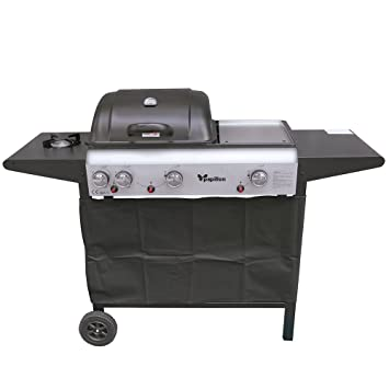 PAPILLON 8130205 Barbacoa Gas 130x48x97(Alt)