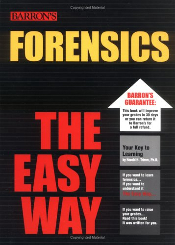Forensics the Easy Way (Easy Way Series)
