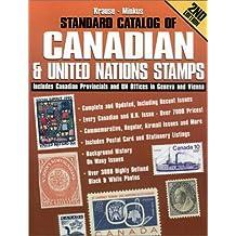 Krause-Minkus Standard Catalog of Canadian & United Nations Stamps