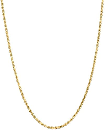 Fine Jewelry 14K Gold 16 Inch Chain Necklace