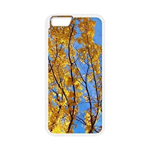 iPhone 6 4.7 inch white Maple Tree Branch Phone Case Funny Cool Witty Humor Maverick CYGJ6315642207