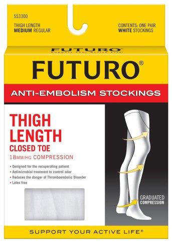 Futuro Anti Embolism Stockings Medium Regular